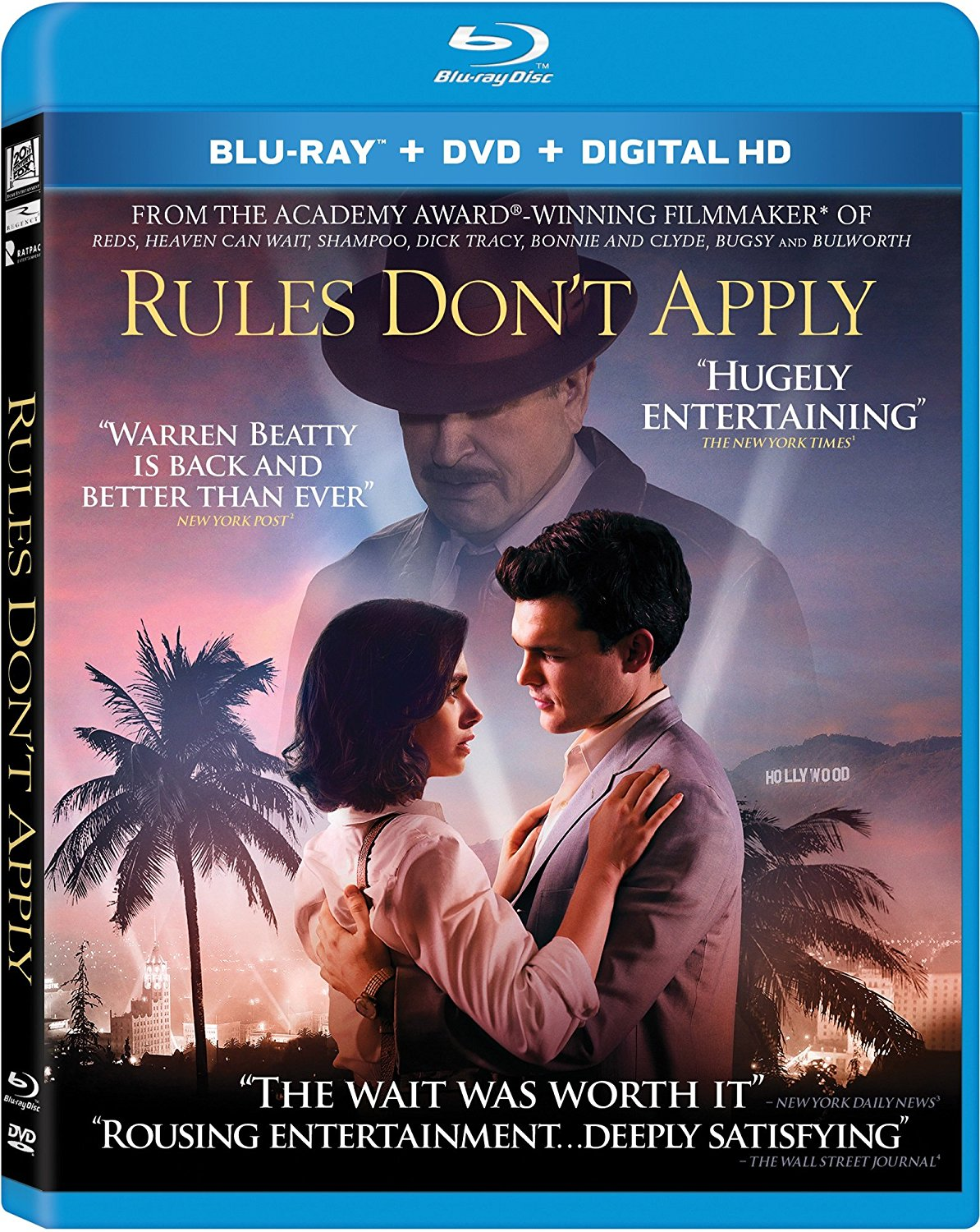 Rules Don't Apply BD25 Descargar LATINO