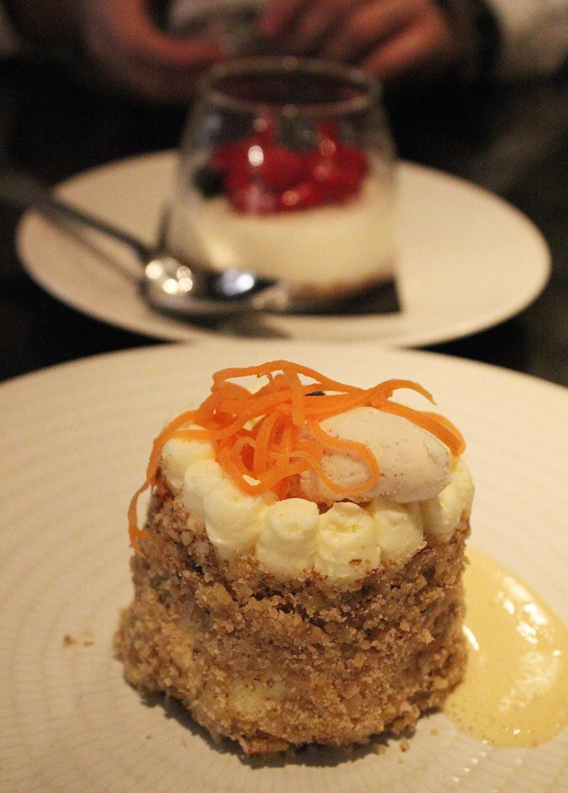 mejores tartas de zanahora madrid