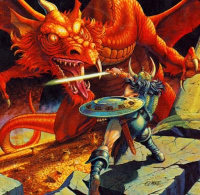 Dungeons&Dragons, primera edición