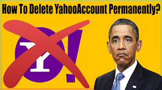 delete yahoo account permanently