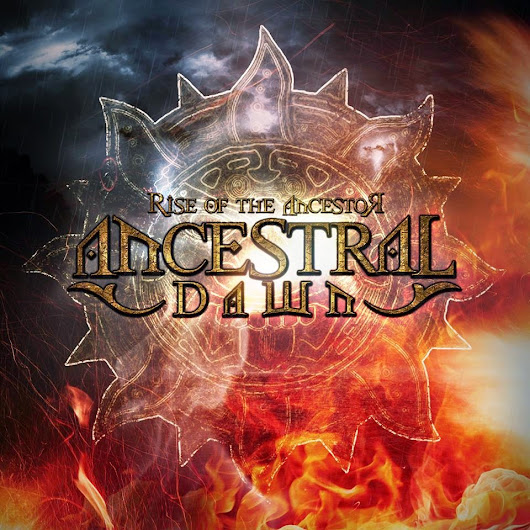 ANCESTRAL DAWN - Rise of the Ancestor (single) - Descargas Rock Metal | Dargedik.com