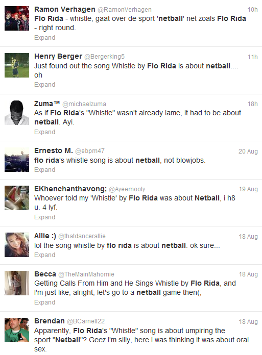 What Does Blow My Whistle Mean : whistle, Meaning, Rida's, 'Whistle'..