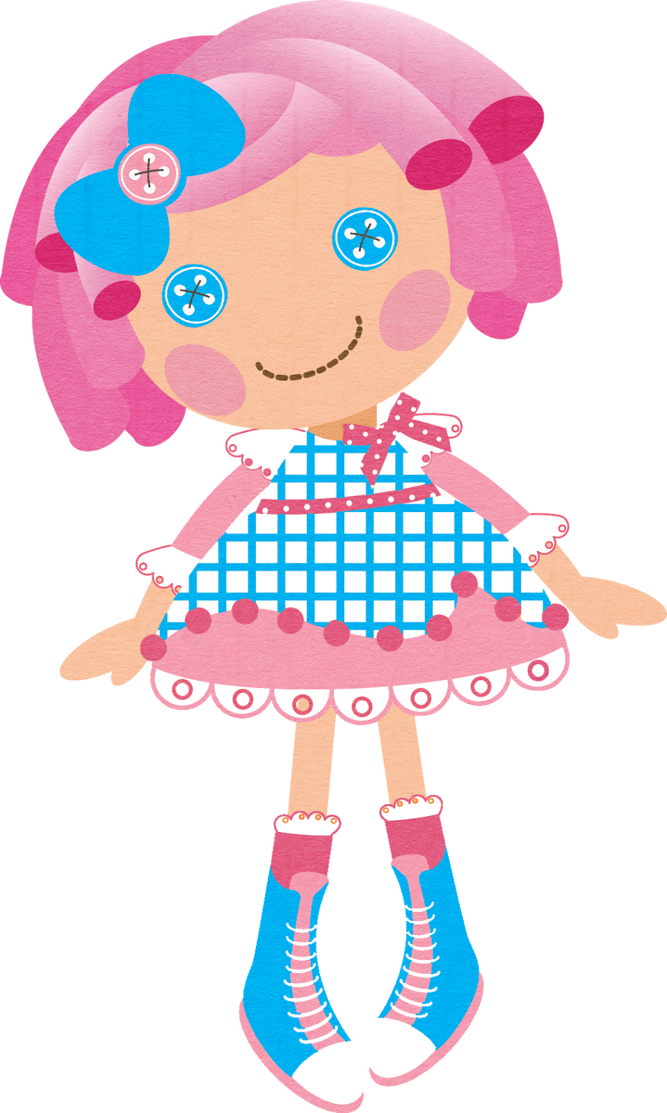 Lalaloopsy Clipart Oh My Fiesta! In English