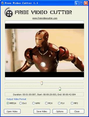 Free Video Cutter program
