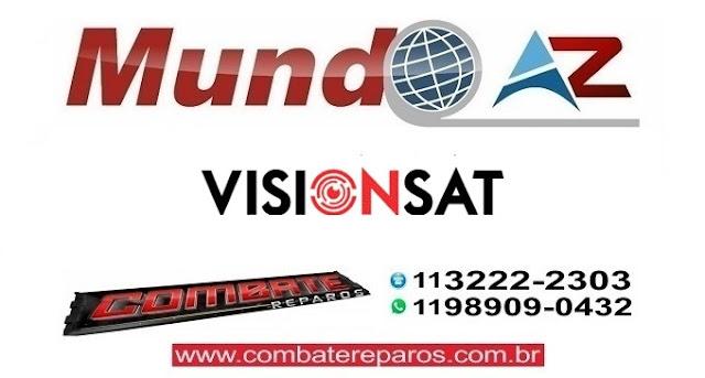 novas atualizações visionsat space