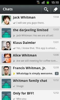Whatsapp Messenger V2.9.296 Apk