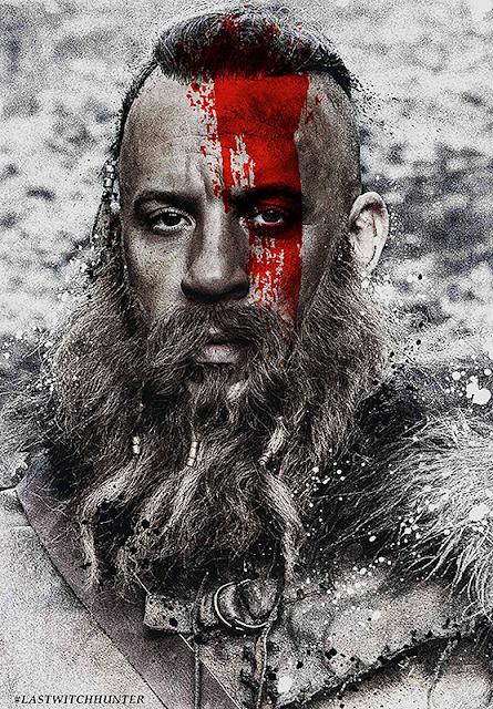Poster: Kaulder în filmul The Last Witch Hunter