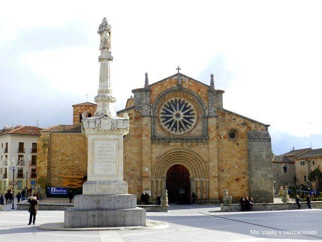 Parroquia de San Pedro, Ávila
