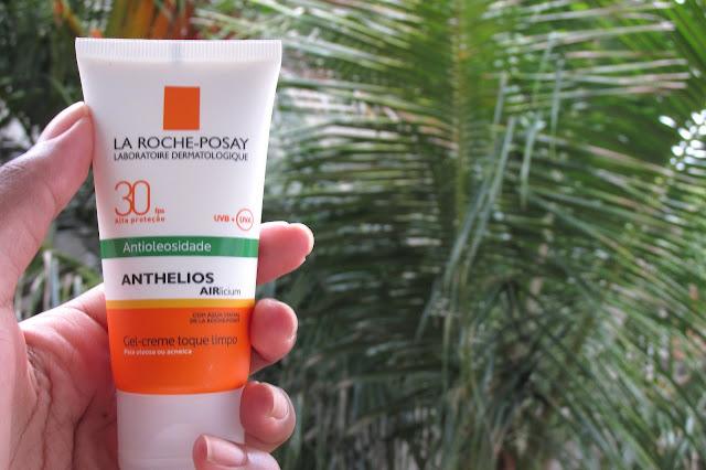 Foto 2 do protetor solar facial da marca La Roche-Posay