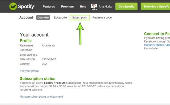 spotify premium account by dmznetworks.tech