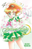 Pretty Guardian Sailor Moon Vol. 4 by Naoko Takeuchi