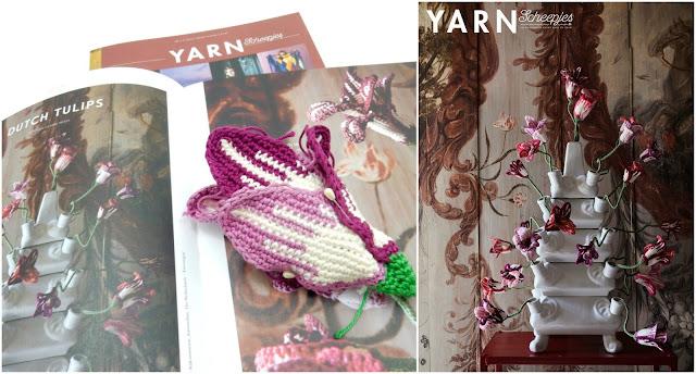 crochet knitting sewing patterns magazine