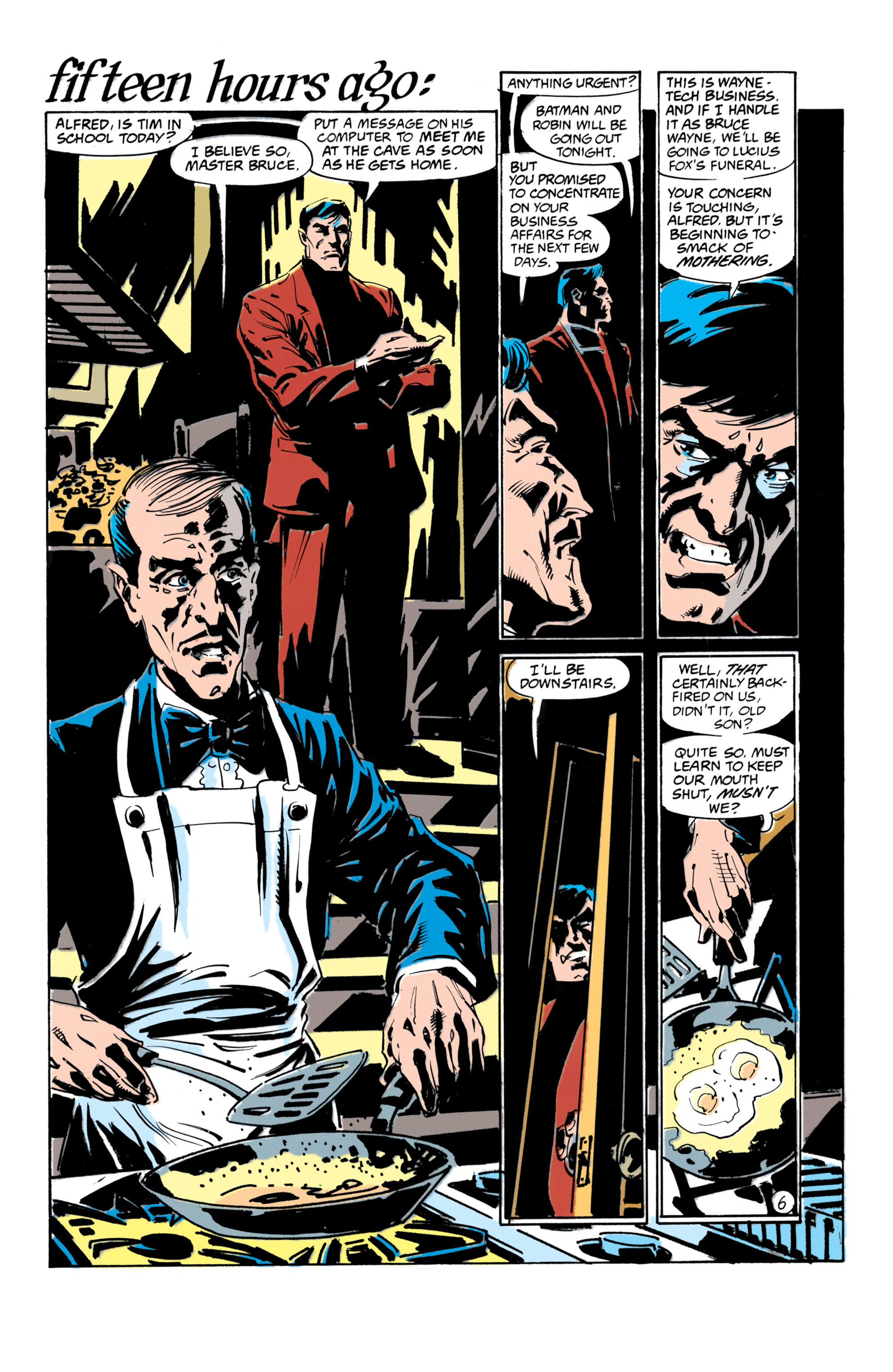 Detective Comics (1937) 658 Page 6