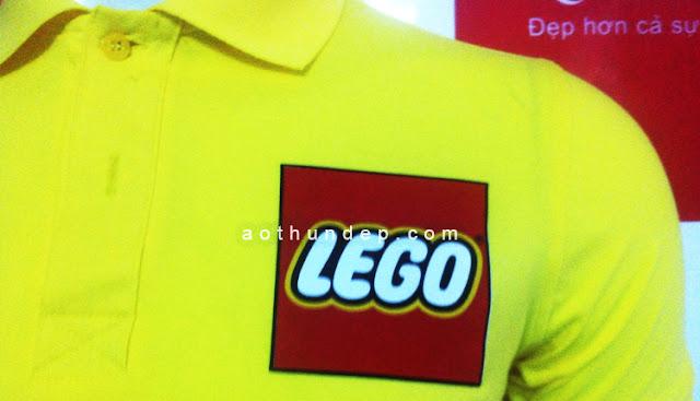 May Đồng Phục Tập Đoàn Lego