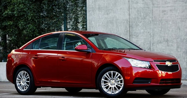 Auto News - Chevrolet Cruze Recalled for Fire Risk: Every ...