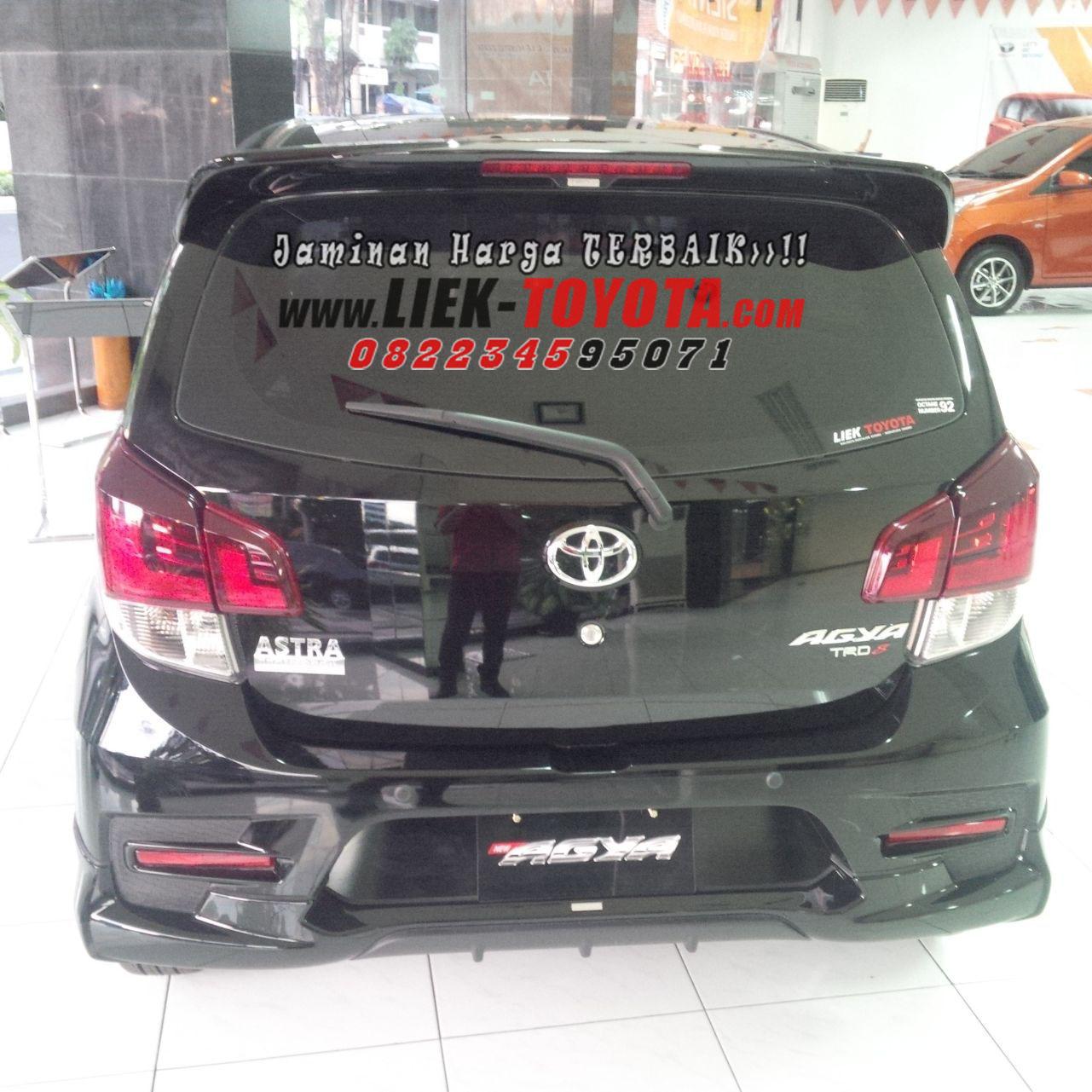 new agya trd hitam all kijang innova bekas harga toyota liek hub 082234595071 g 2017 foto