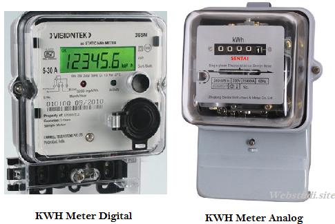Gambar-Perbandingan-KWH-Meter-Analog-dan-Digital