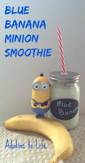 blue banana minion