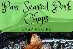 Pan-Seared Pork Chops