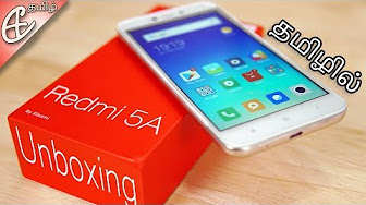 Xiaomi Redmi 5A – Unboxing & Benchmarks! | Tamil