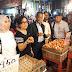 Kepala BKP Kementan Pantau Stok dan Harga Pangan Pokok di Pasar Bersehati Manado