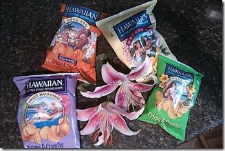 Hawaiian Kettle Style Potato Chips