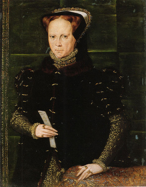 Victorian Musings: QUEEN MARY I OF ENGLAND AND IRELAND (18 ...