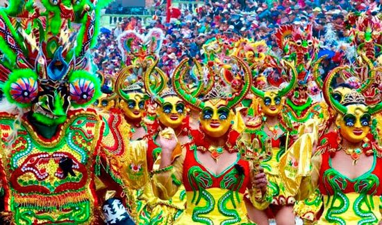 En vivo Carnaval de Oruro 2017