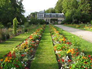 Le jardin des plantes Caen