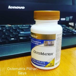Ostematrix-pilihan-saya