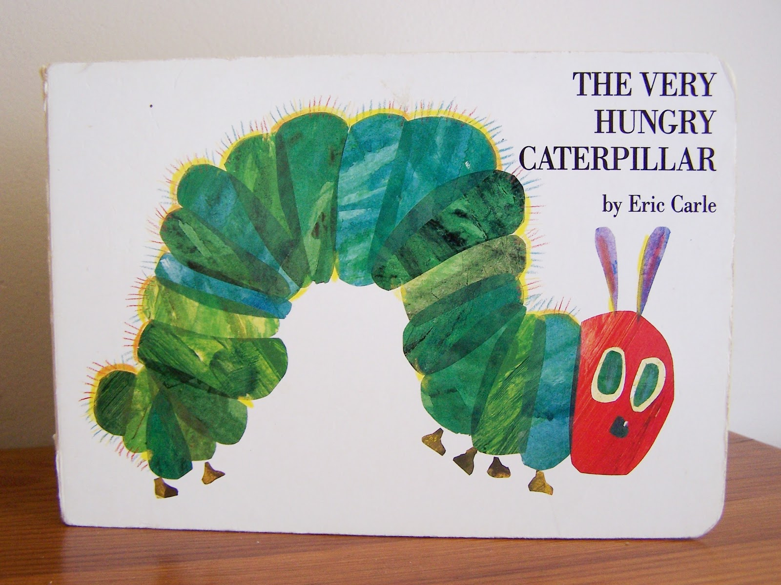 The Very Hungry Caterpillar by Eric Carle — Reviews ... |Hungry Caterpillar Book