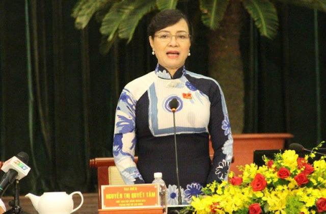 Chủ tịch TP.HCM Nguyễn Thị Quyết Tâm chia sẻ trước khi nghỉ hưu: 'Tôi thấy rất thảnh thản' ảnh 2