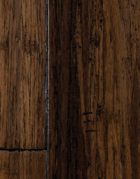 Lisa mende design refinish or replace hardwood flooring for Can you change the color of bamboo flooring