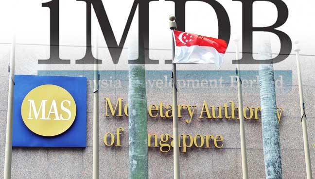Singapura Sita Aset RM710 Juta Dalam Siasatan Berkaitan 1MDB