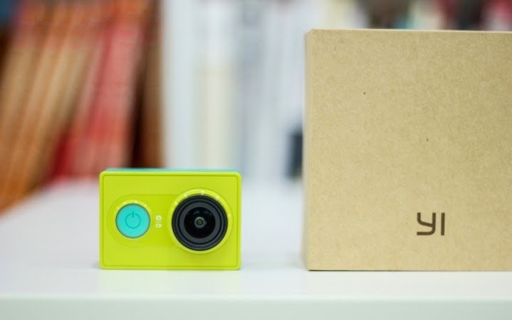 xiaomi action camera review