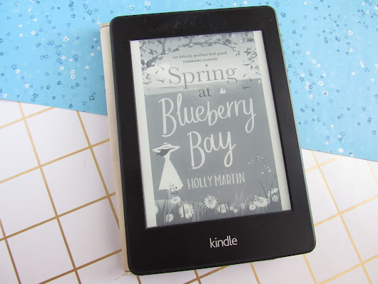 Spring at Blueberry Bay Book Review