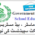 Head Teachers (M/F) and SS PPSC Jobs School Education Punjab
