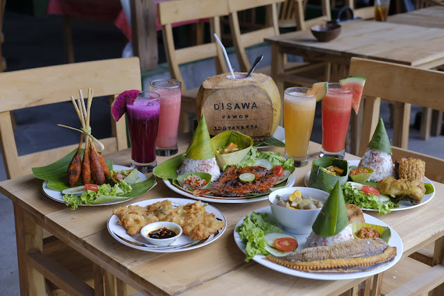 Disawa Pawon: Kuliner Ndeso yang Mewah