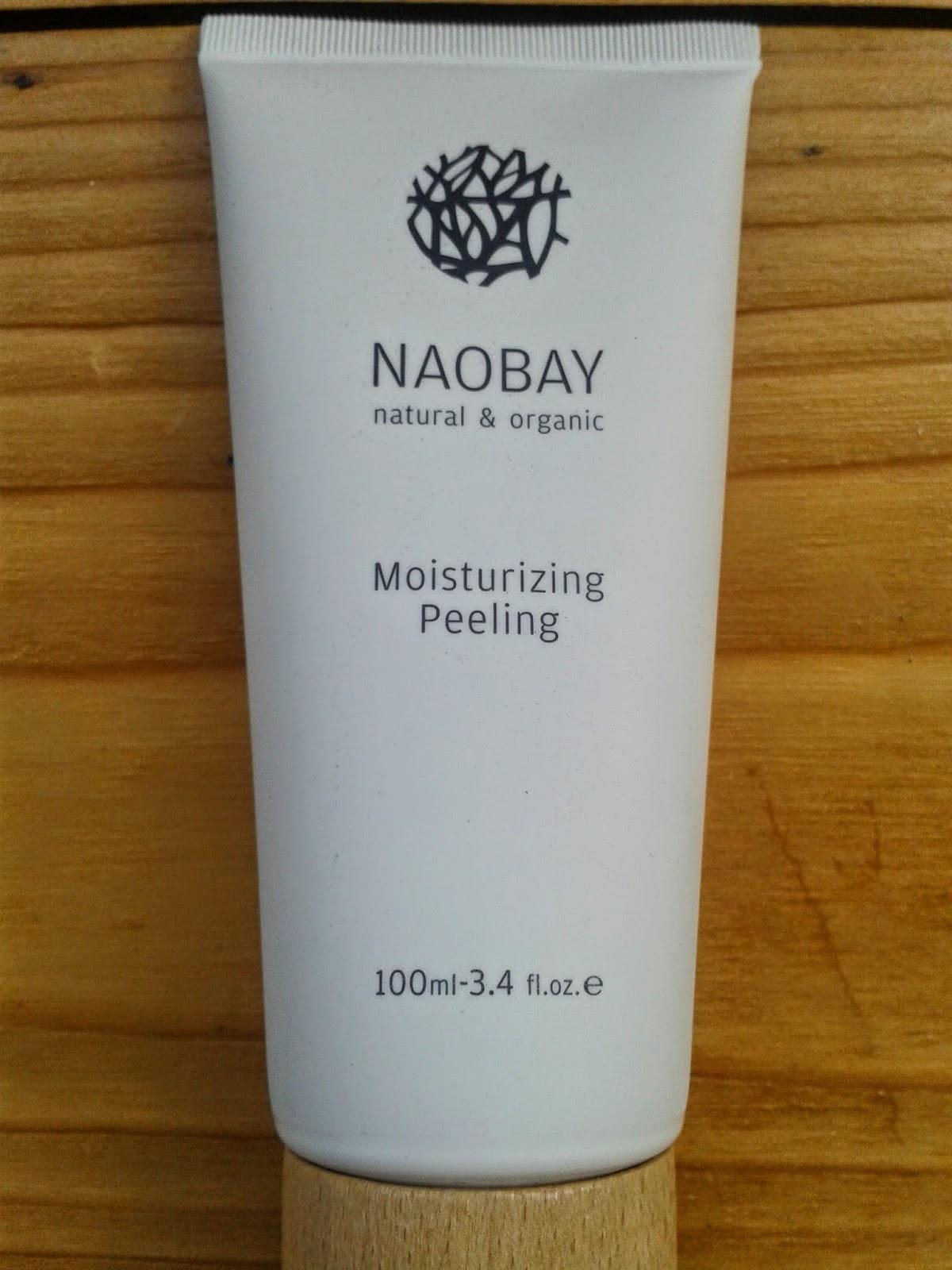 Naobay Moisturizing Peeling