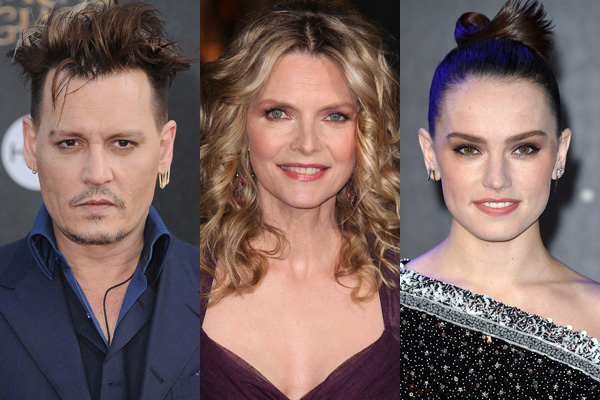 Johnny Depp y más figuras para Murder On The Orient Express