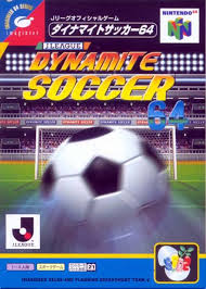 J.League Dynamite Soccer 64