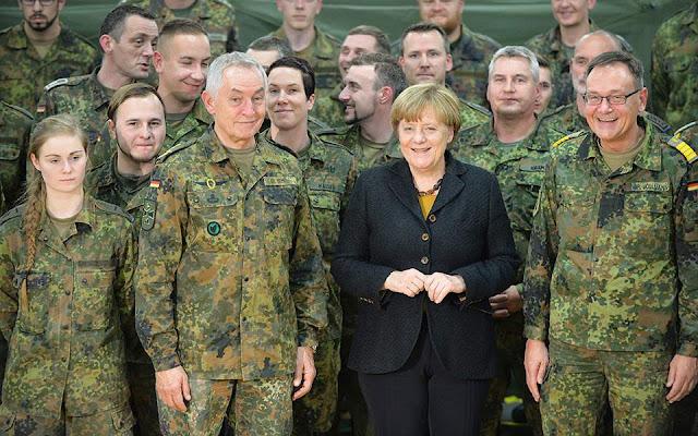 Η Γερμανία φτιάχνει τη δική της «λεγεώνα των ξένων»