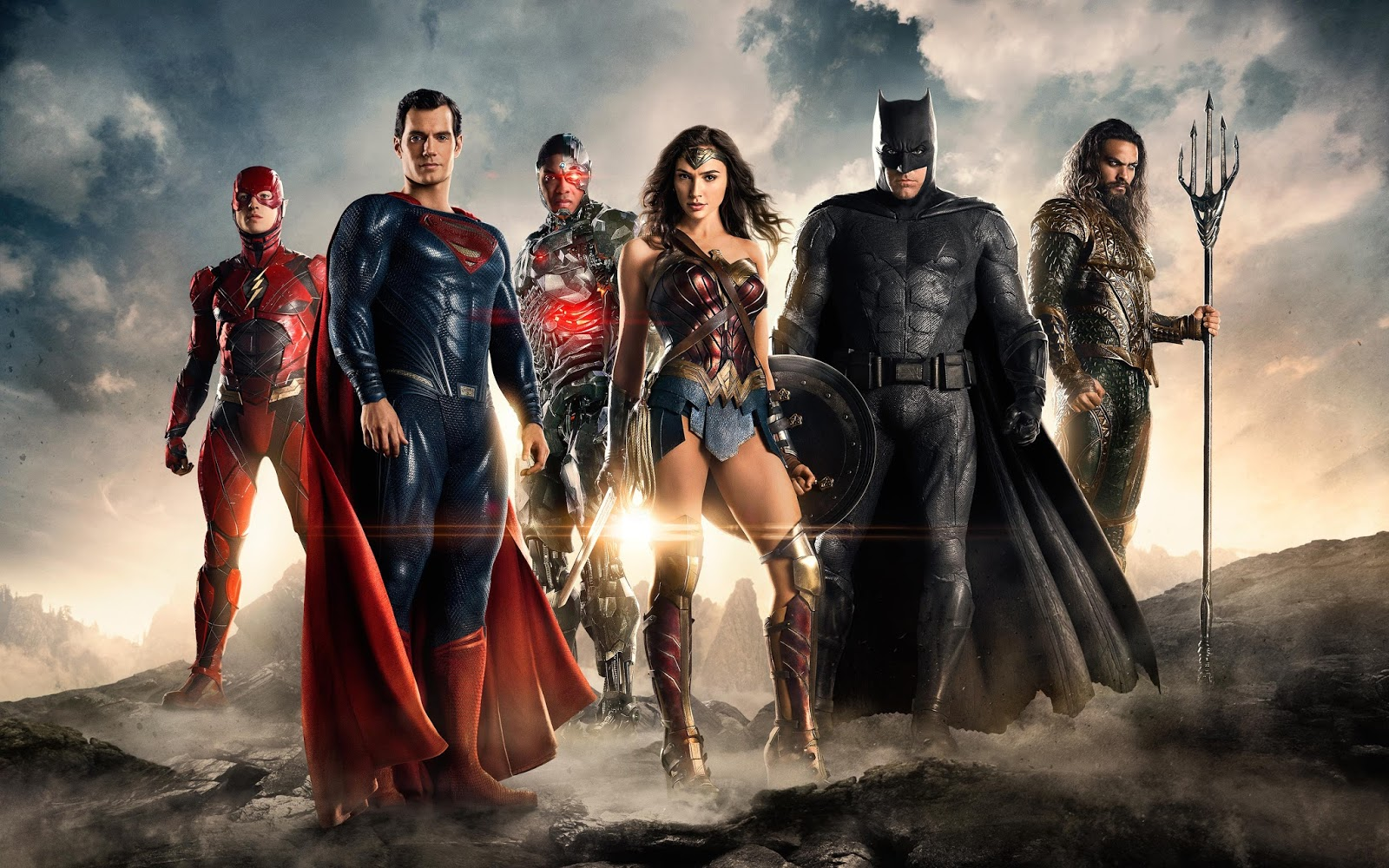 Justice League Full HD Wallpapers - Justice League 2017 Movie
