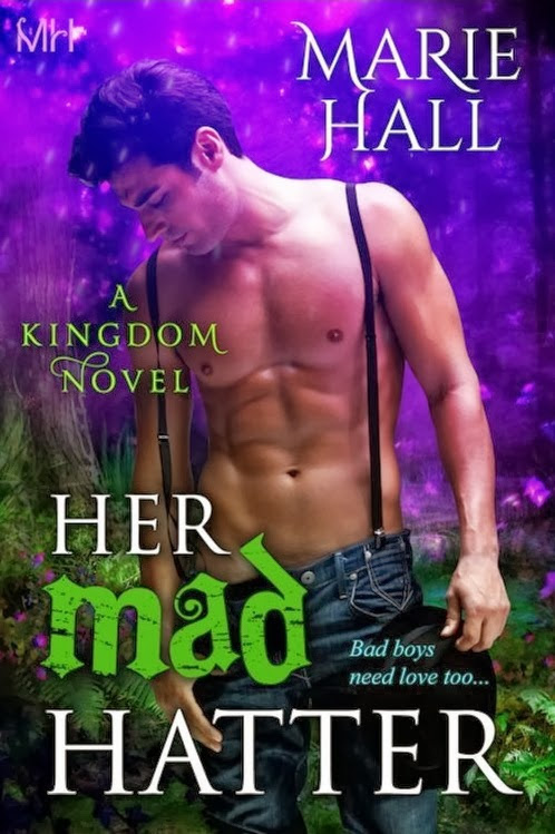 Journey with Words: Review: Her Mad Hatter by Marie Hall