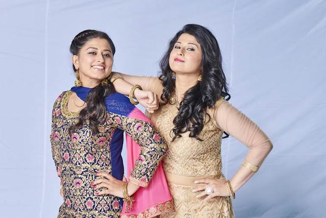 Somi Khan and Saba Khan bigg boss 12