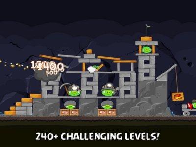 Angry Birds 1 Screenshot 3