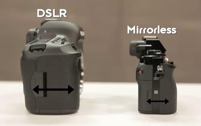 DSLR atau Mirrorless, Mana Yang Lebih Baik?