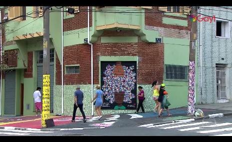 Casa em São Paulo abriga pessoas LGBT expulsos pelas famílias