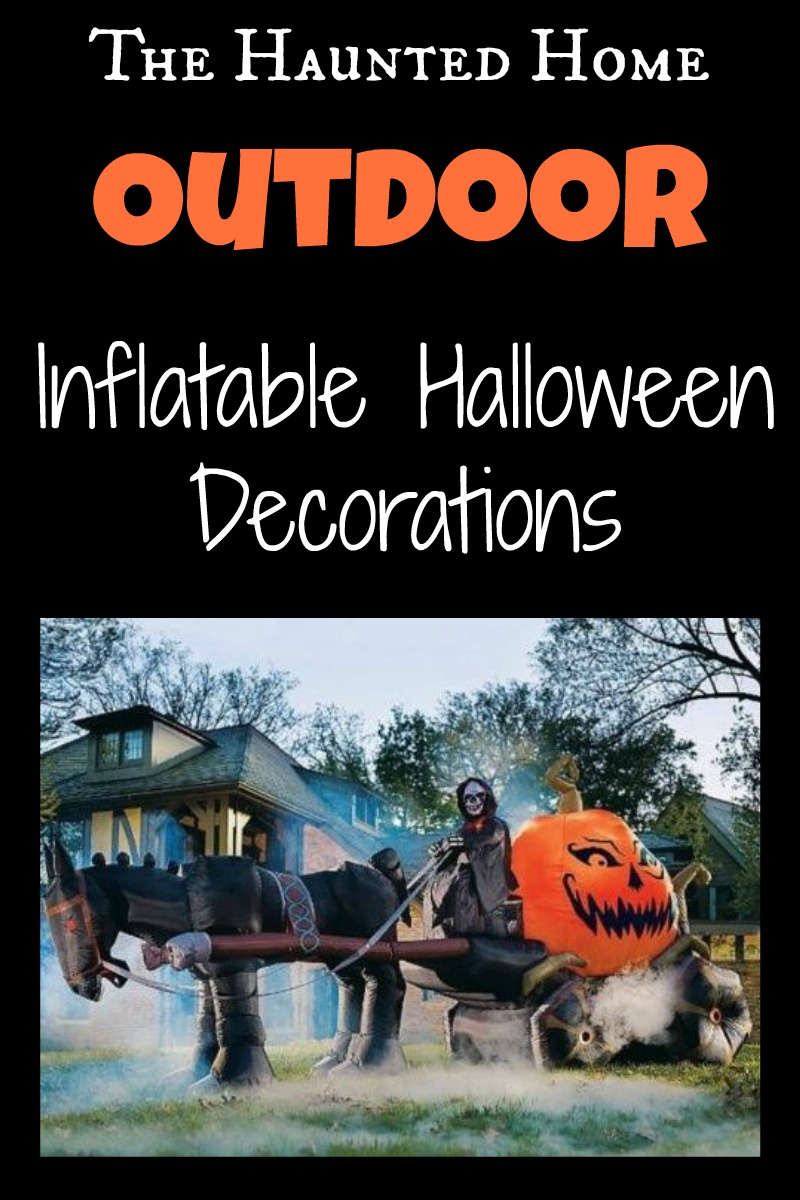 Outdoor inflatable halloween decorations - Outdoor Inflatable Halloween Decorations