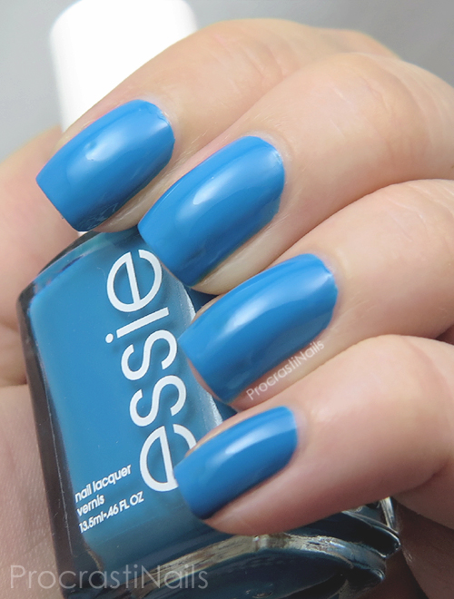 Swatch of Essie Nama-Stay-the-Night
